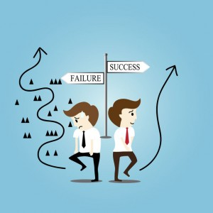 Success Built On Failures Or On Successes?