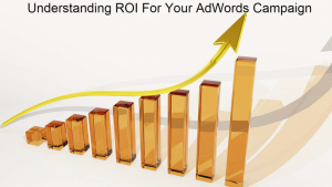 Understanding AdWords ROI